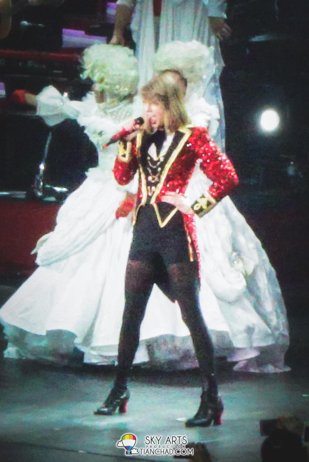 Taylor Swift Live in Malaysia #REDTourMalaysia