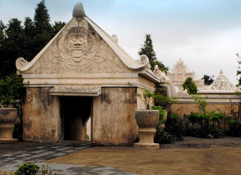 Sejarah Taman Sari Yogyakarta | Taman Sari Jogja - Gedhong Sekawan