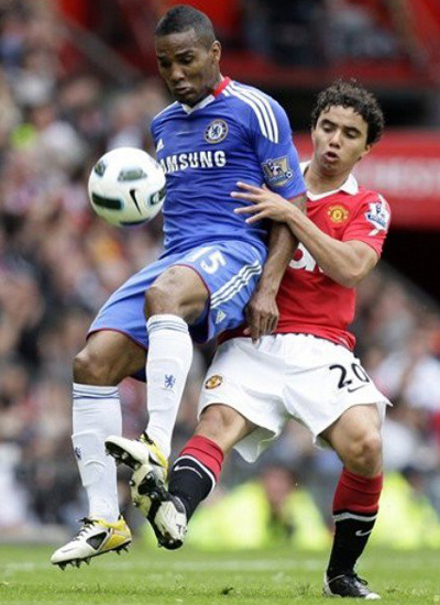Manchester United vs Chelsea Barclays Premier League 8 may 2011