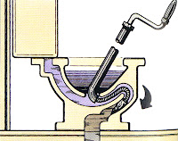 Toilet Auger Plunger3