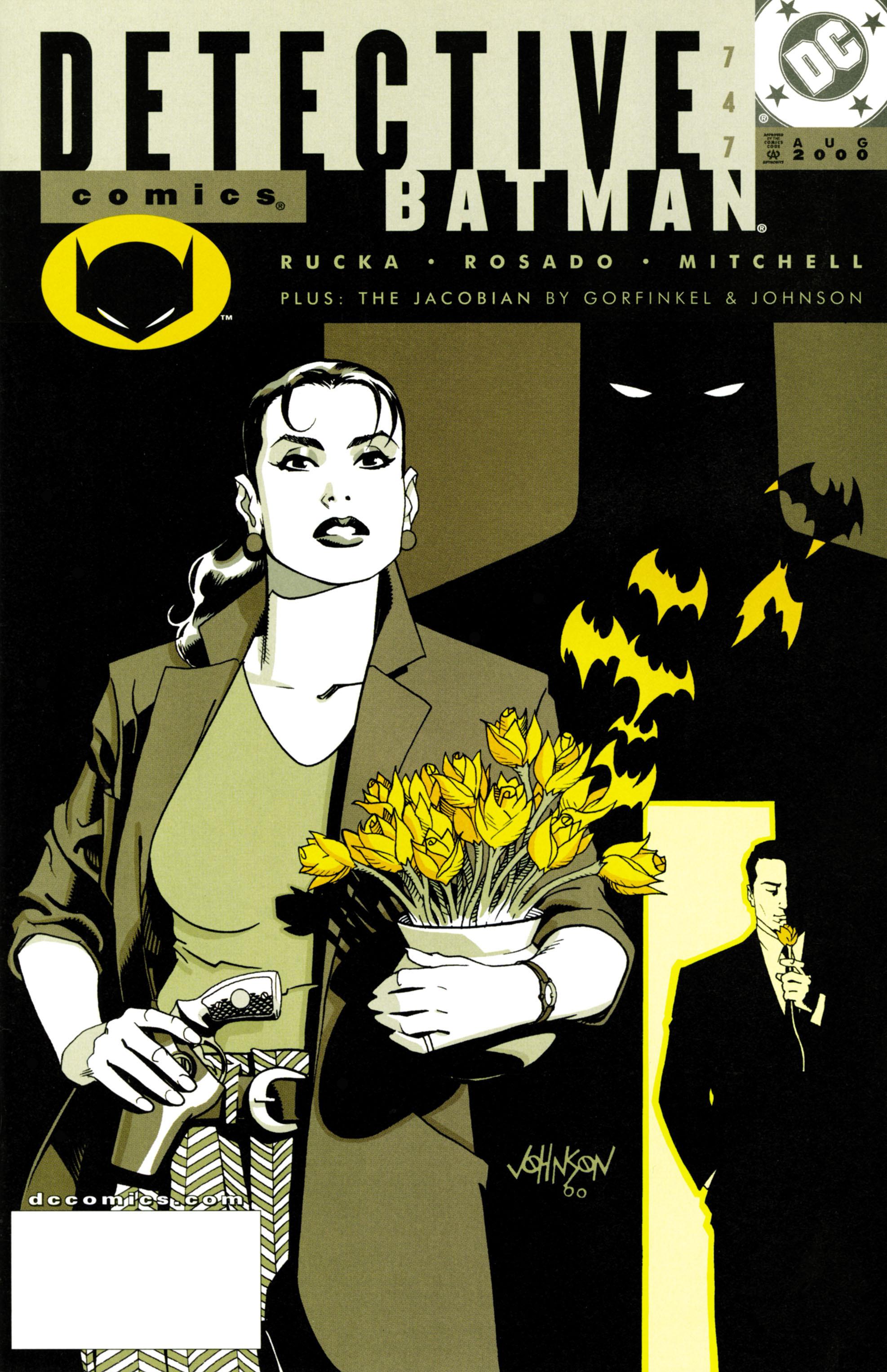 Detective Comics (1937) 747 Page 0