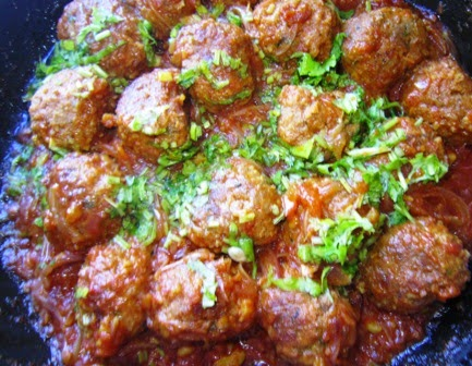 Slimming World Beef Kofta Curry
