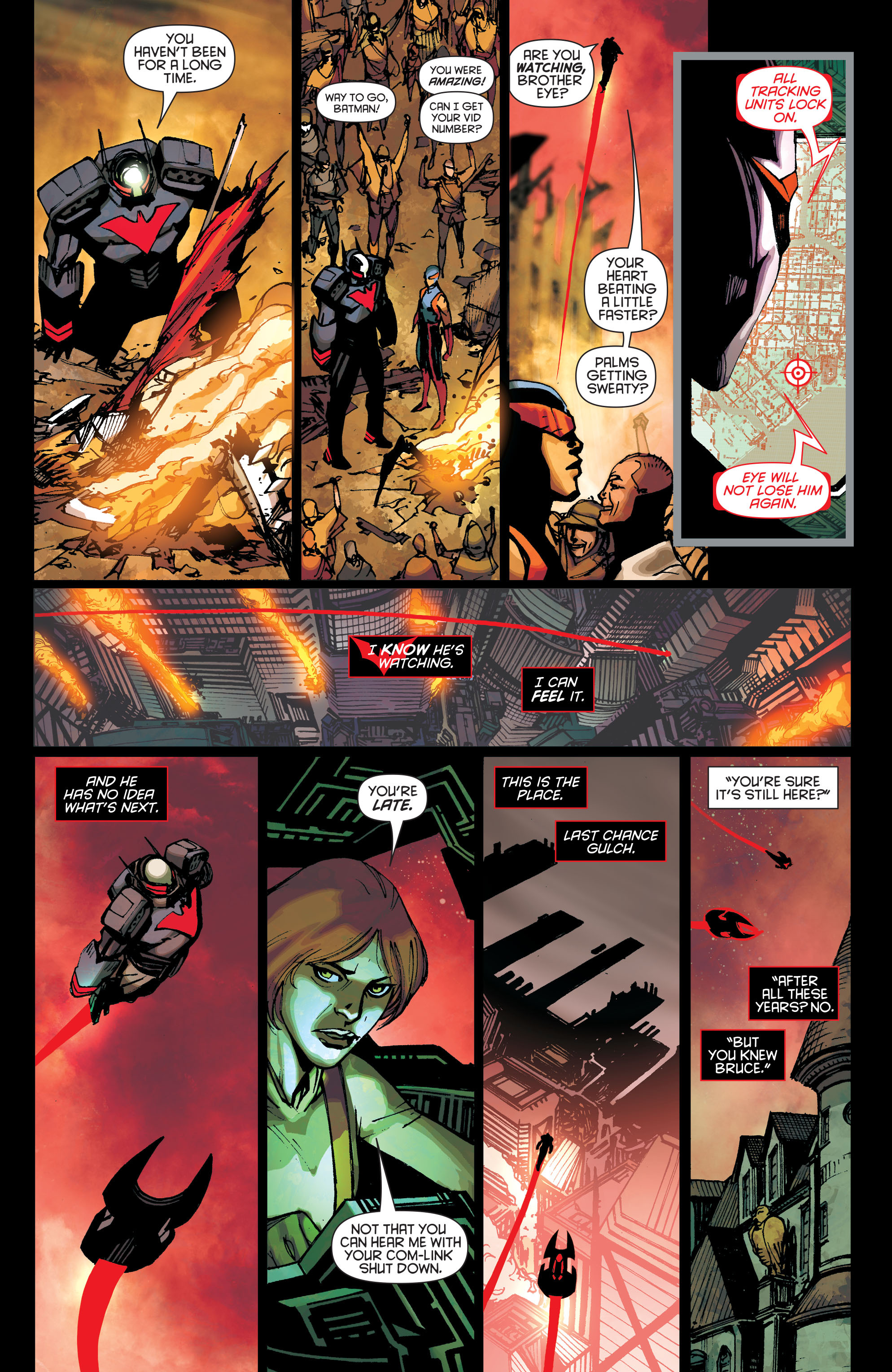 Batman Beyond (2015) Issue #5 #5 - English 22