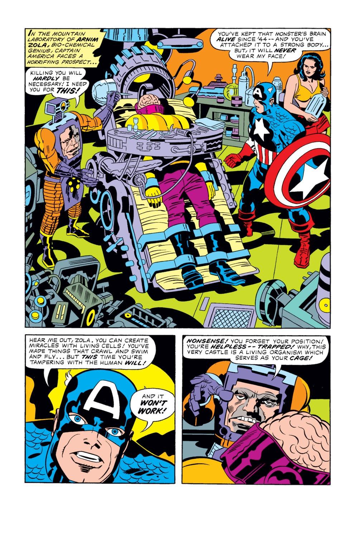 Captain America (1968) Issue #212 #126 - English 3