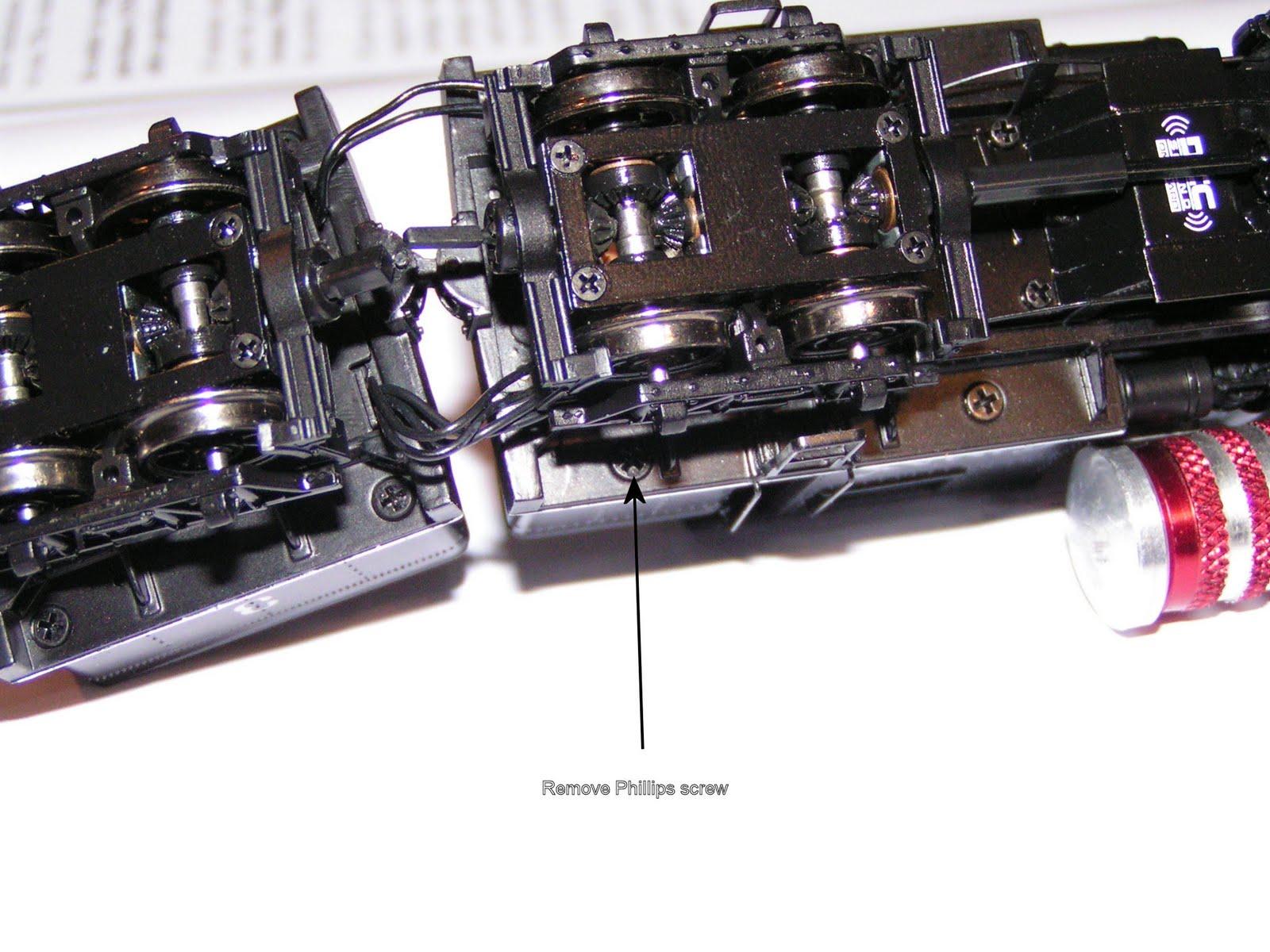 Those bachmann ho climax gears model railroader magazine model