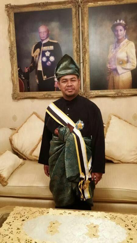 TAHNIAH YB DATO' DR KHAIRUDDIN AMAN RAZALI