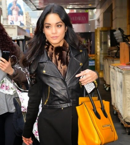 Vanessa Hudgens Can 39 T Hide With Party Dots Fashion Blog By Apparel Search