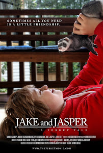 A ferret movie for family