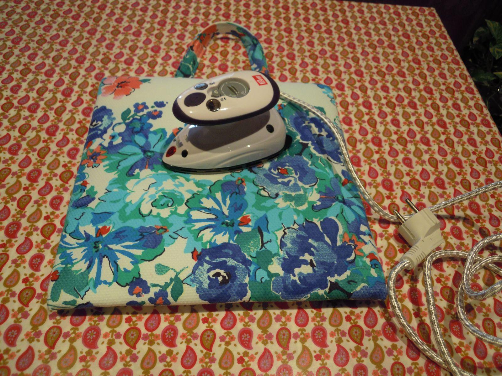 Cosas de carmen tabla y bolsa para planchar las peque as cosas de patchwork - Tablas de planchar pequenas ...
