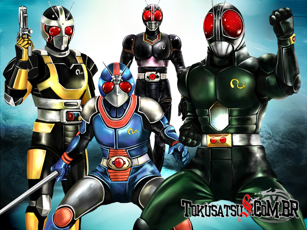 Kamen Rider Black R Dublado Pleto Download Avi Torrent