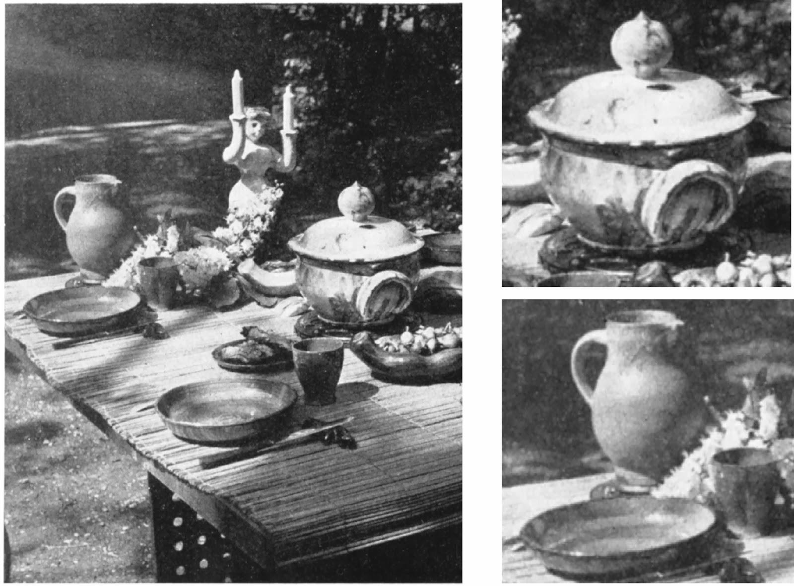 Art utile pierre pigaglio les c ramiques d 39 eric 1 2 - Salon art de la table ...