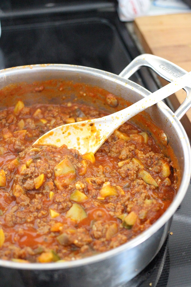 Italian Sloppy Joes Recipe