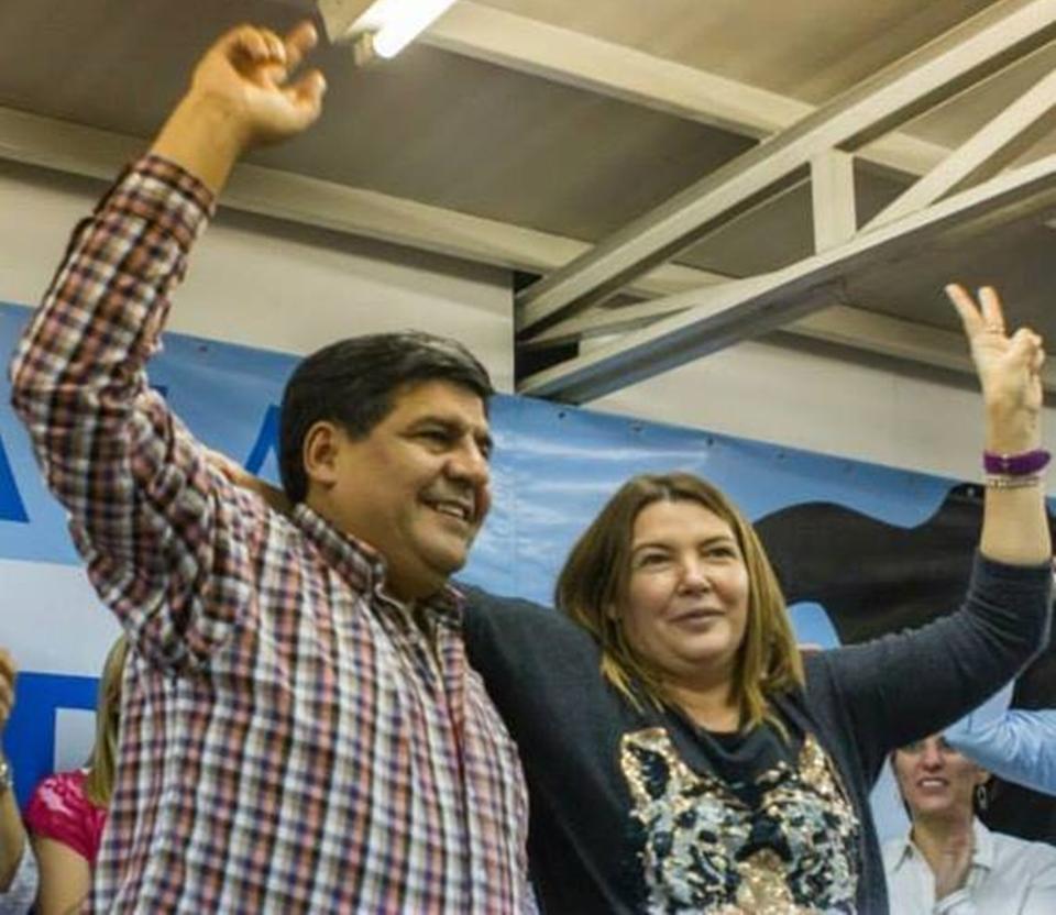 Bertone la nueva gobernadora de TDF