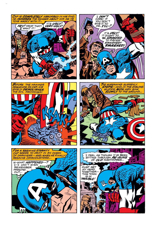 Captain America (1968) Issue #193 #107 - English 8