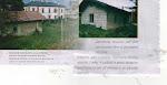 Casa onde Ginetta viveu a sua infância, próximo à estação de trem, na cidade de Lavis, Itália