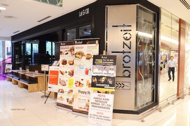 Brotzeit German Bier Bar & Restaurant @ Bangsar Shopping Centre