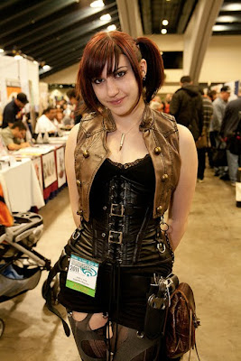 wondercon cosplay girls 32 Gadis Cosplay Hot Di WonderCon