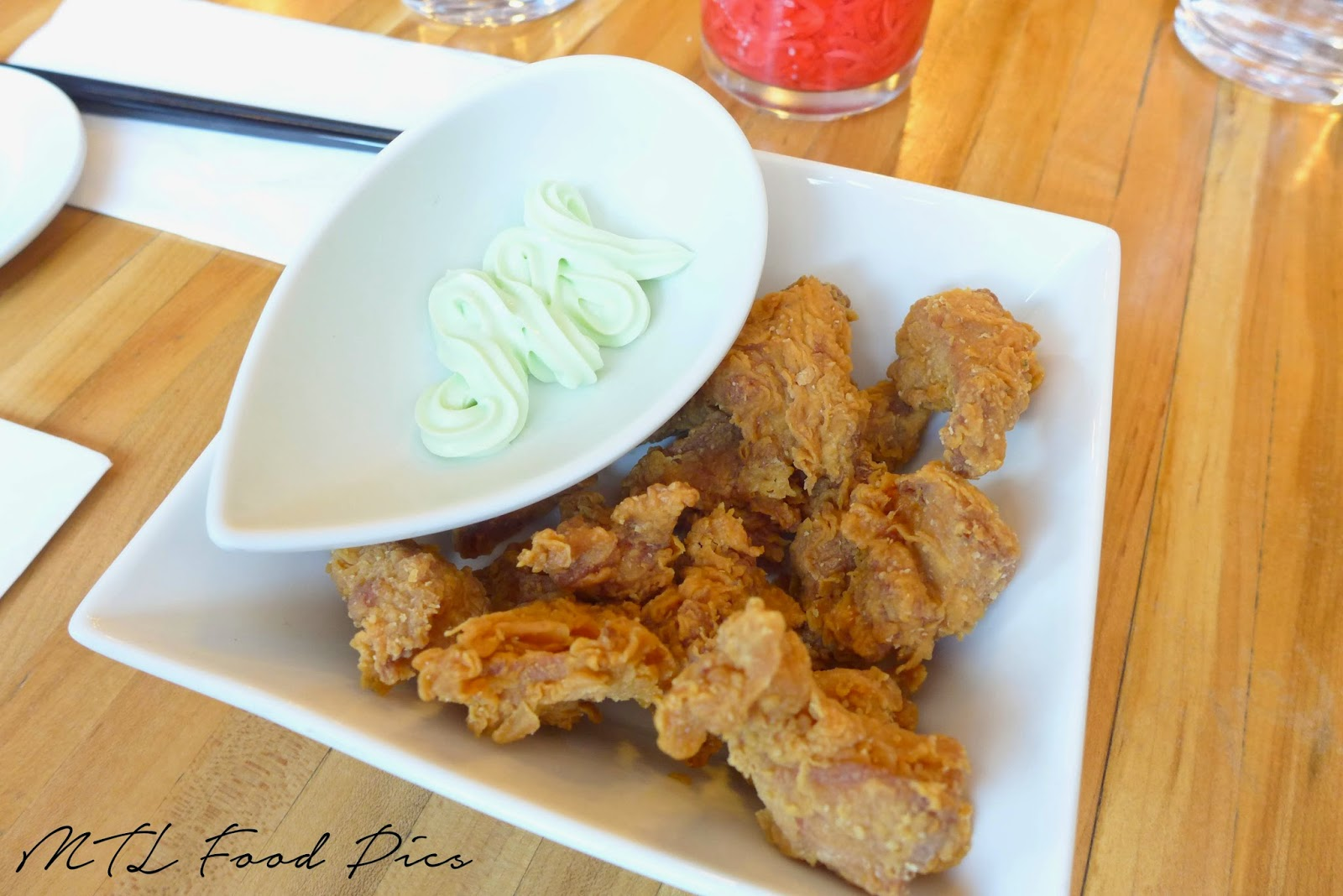 Chicken Karaage - Japanese food