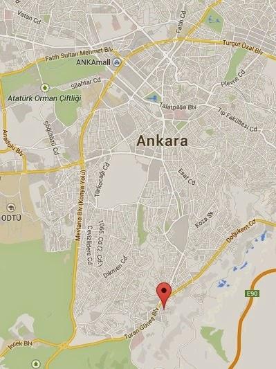 Benin Büyükelçiliği Ankara