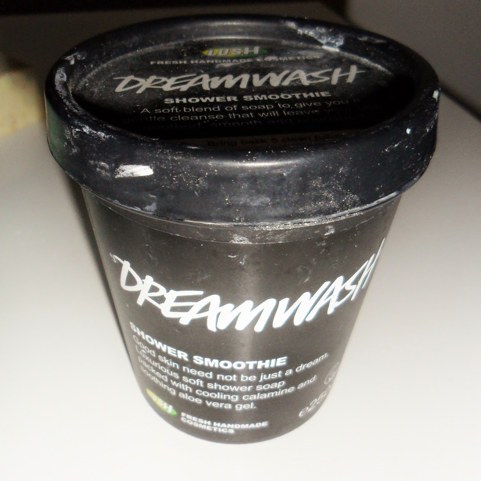 Lush Products for Dry Sensitive skin