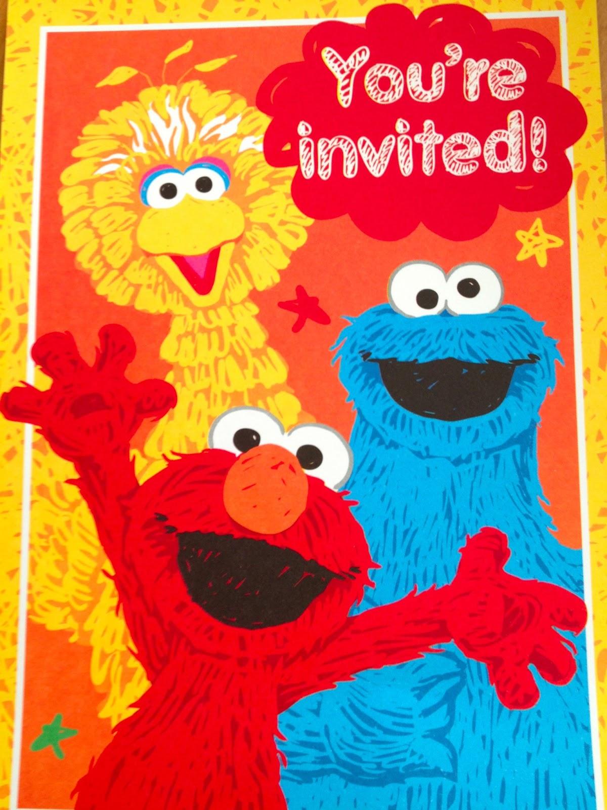 """Little Happy One"": 2nd Birthday: Sesame Street"