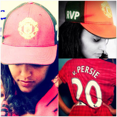 Manchester United Girl Shirt