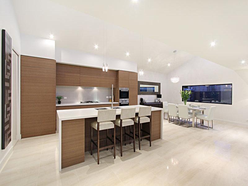 World of architecture home search small contemporary for Small kitchen designs australia