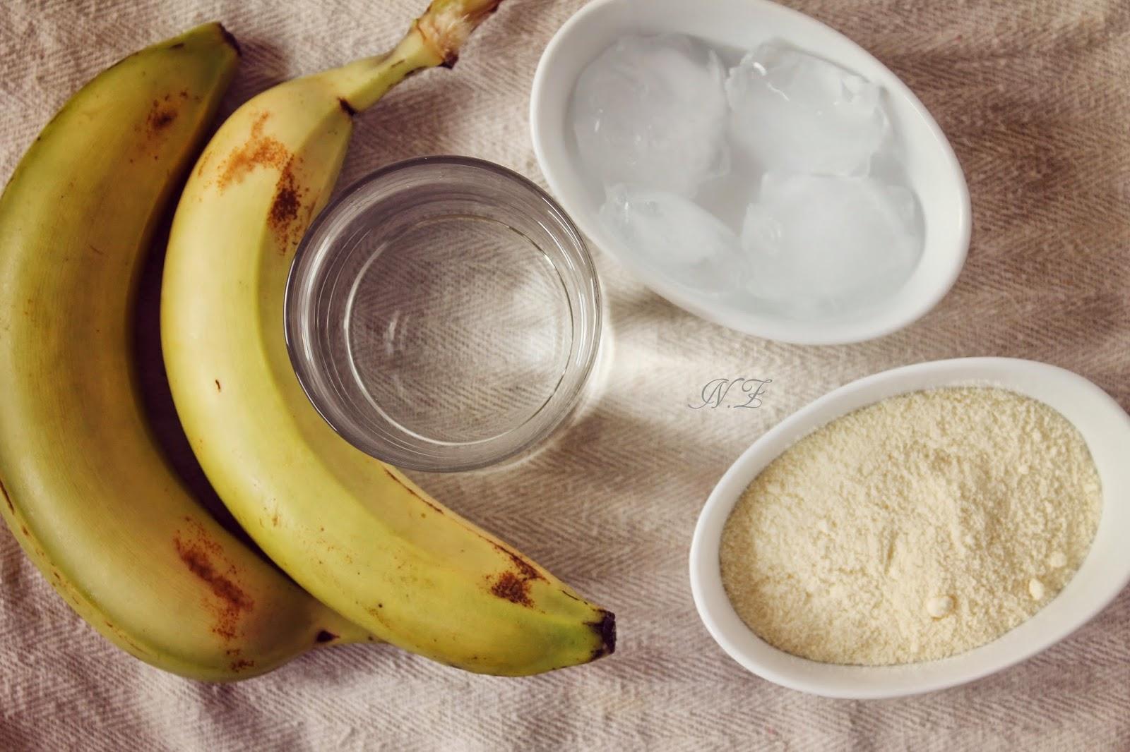 Как сделать банановый коктейль: 7 80