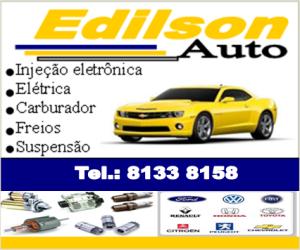 EDILSON AUTO ELÉTRICA