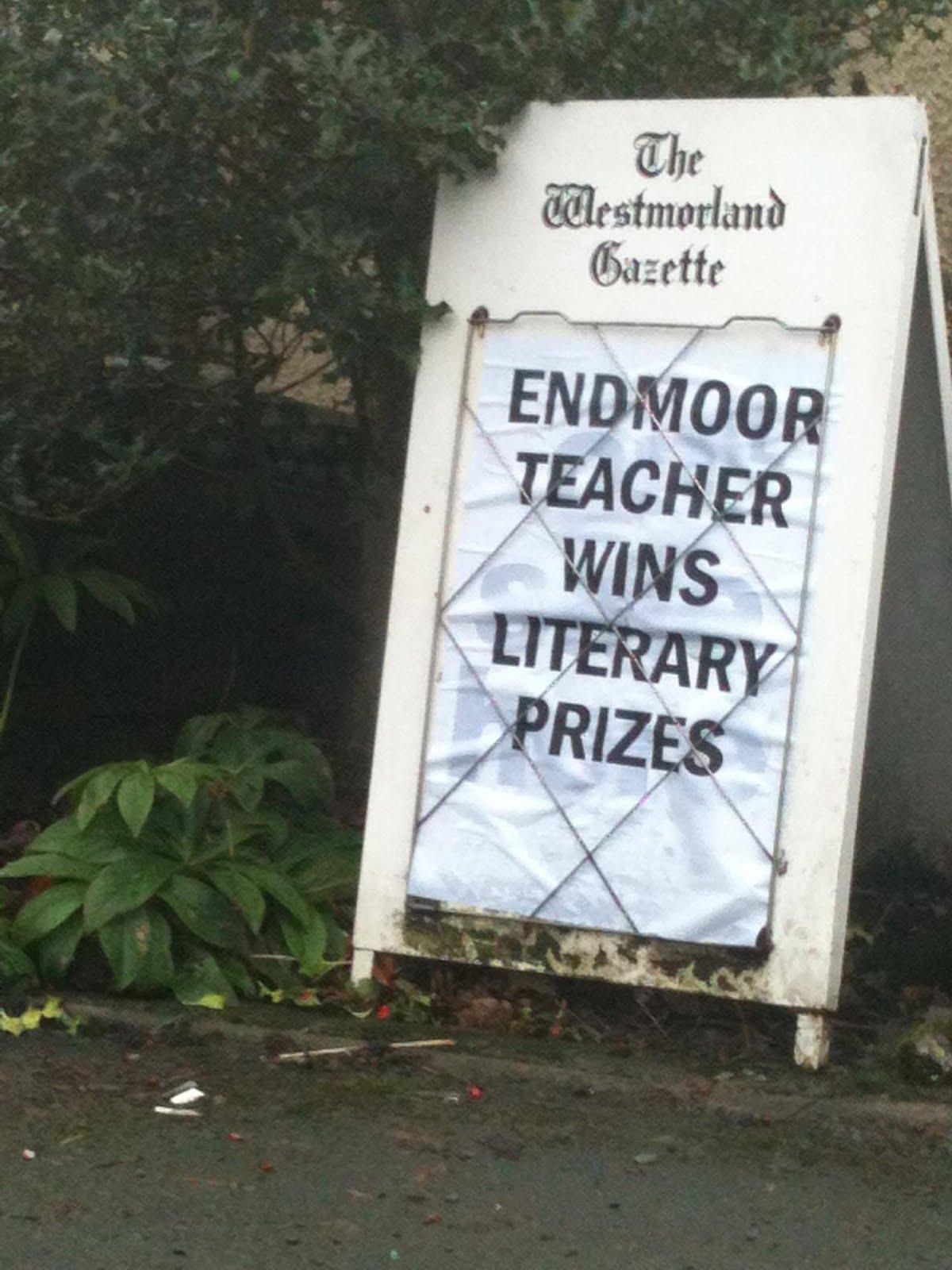 Prize-winner!