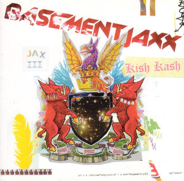basement jaxx kish kash lbum identi