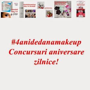 Concurs #4anidedanamakeup