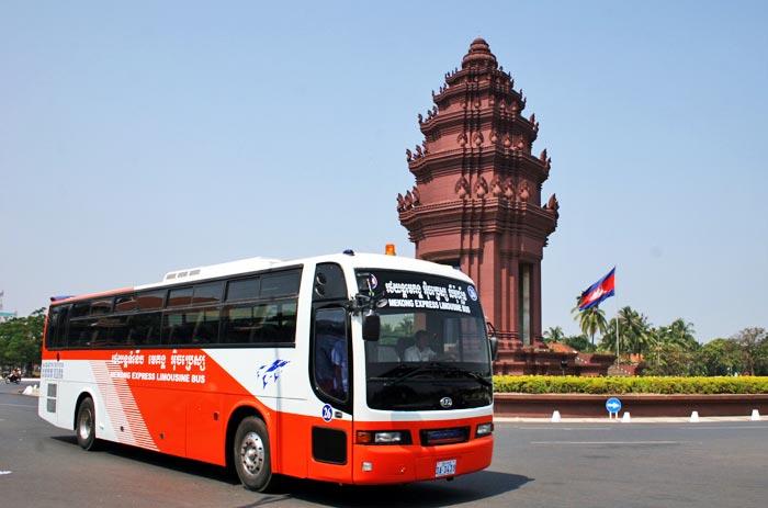 Mekong Express, Cambodia