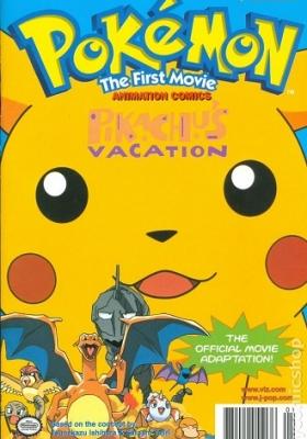Pokemon: Pikachu's Summer Vacation