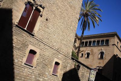 Casa de l'Ardiaca in Barcelona