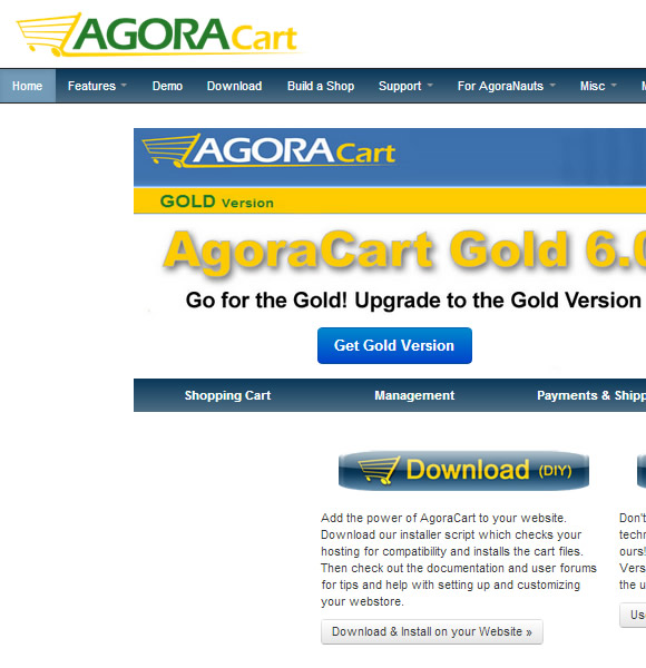 Ecommerce Website Name : Agora Cart