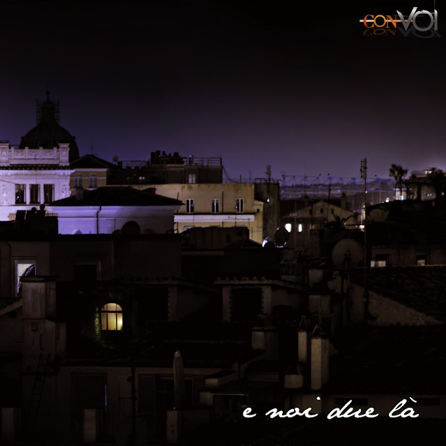 Claudio Baglioni - E Noi Due Là - copertina testo video ufficiale download