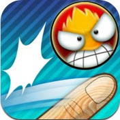 flick home run ipad iPhone