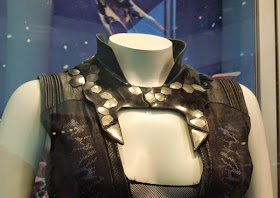 Guardians of the Galaxy Gamora collar costume detail