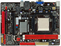 Biostar N68S3B - Socket AM3 motherboard with GeForce 7025