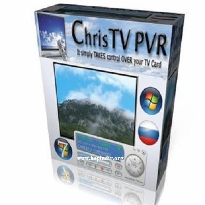 ChrisTV PVR Professional 5.55. Фотошоп на русском языке/Photoshp CS 8.0 ru