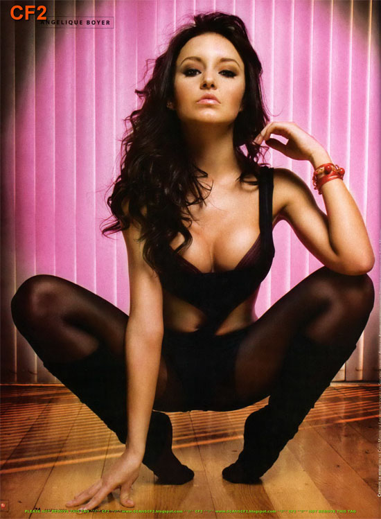 angelique boyer by cemeterygirls - photo #11