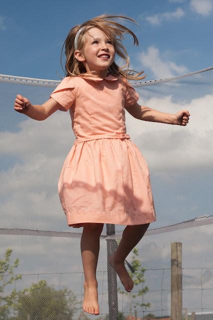 Bye bye birdie blush, a fairytale dress, Oliver+ S