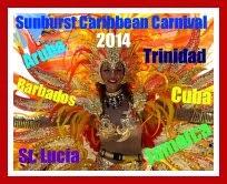 Sunburst Caribbean Carnival 2014
