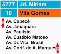 Vila Gomes - Jd. Miriam
