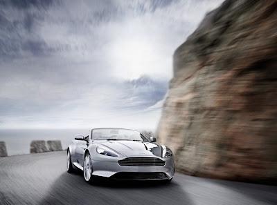 Aston Martin Virage 2012 Gallery