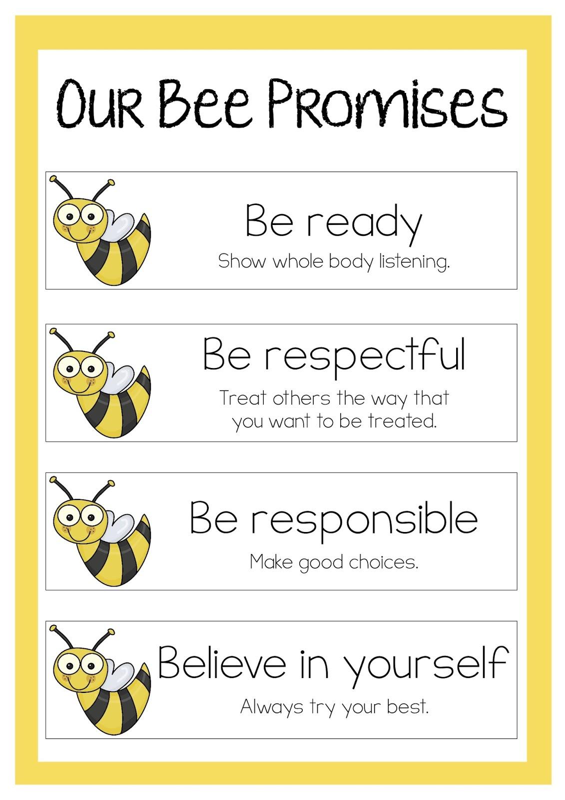 Classroom Theme Ideas Bees ~ Busy bee book bus