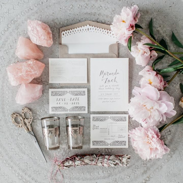 Rosa Cuarzo, el color Pantone para las bodas 2016