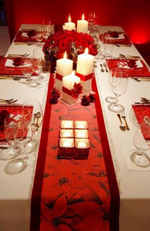 Top Natale 2013: tante idee per addobbare la vostra tavola ~ Ti arredo  FU86