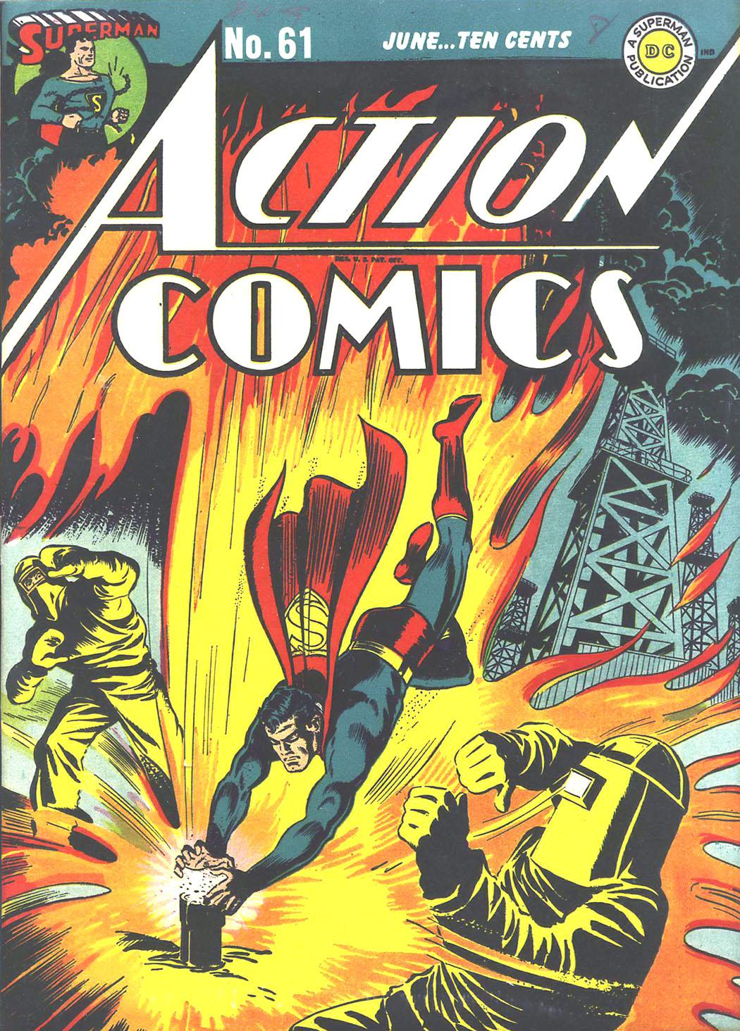 Action Comics (1938) 61 Page 1